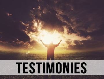 Prayer and Testimonies